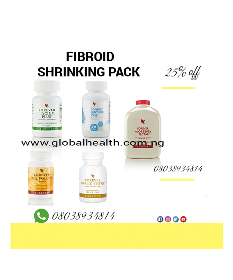 FIBROID SOLUTION PACK
